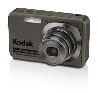 Nowe kompakty Kodaka z dotykowym LCD