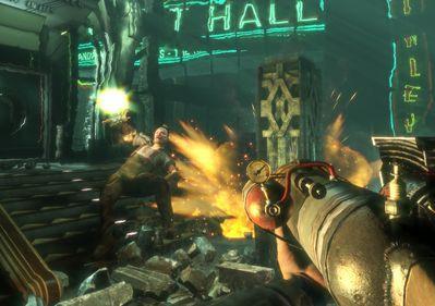 Będzie film na podstawie gry BioShock?