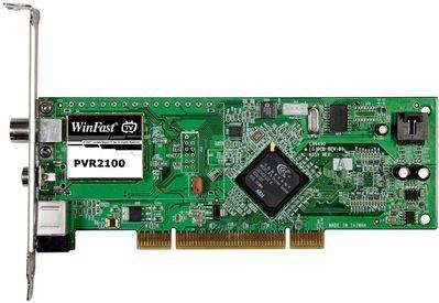 Leadtek: nowy analogowy tuner PCI