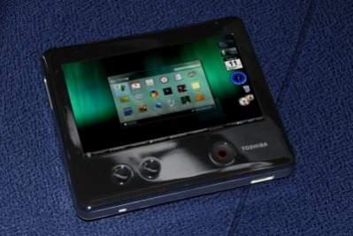 Komputer UMPC Toshiby