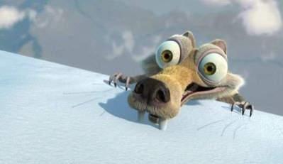 Twórcy gry zapewne nie pozbędą się wyjątkowo śmiesznej wiewiórki obecnej w obydwu częściach filmu