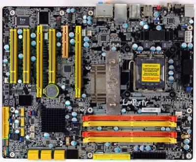 Nowości DFI na chipsecie Intel X38