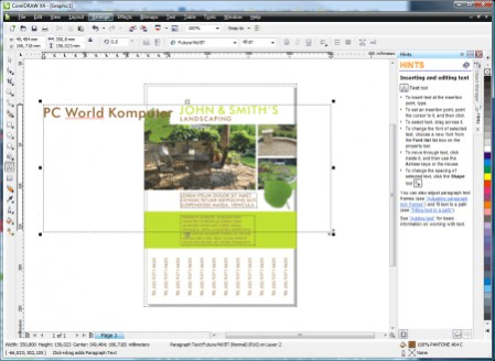 CorelDRAW Graphics Suite X4 do pobrania