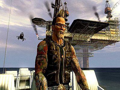 Mercenaries 2: World in Flames dopiero w sierpniu?