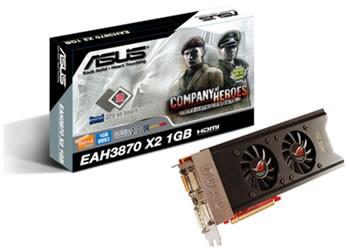 Dwa GPU i cztery DVI, czyli nowa karta Asusa