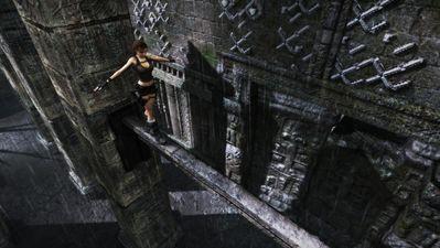 Pierwsze screeny z Tomb Raider: Underworld