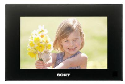 Sony w cyfrowych ramach