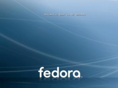 Galeria: Fedora 9 (Sulphur) Alpha 1