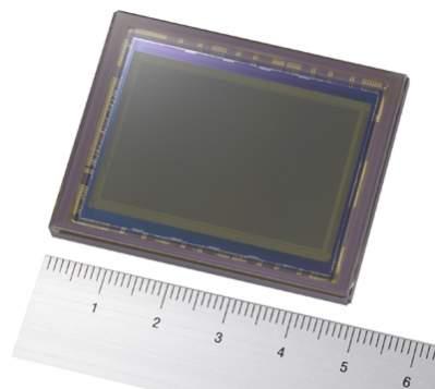 Nowa pełnoklatkowa matryca Sony o rozdzielczości 24,81 Mp