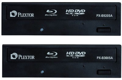 Plextor: hybrydowe napędy HD