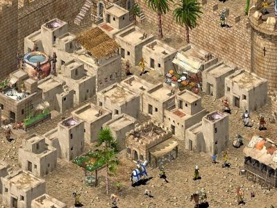 Stronghold Crusader Extreme w produkcji