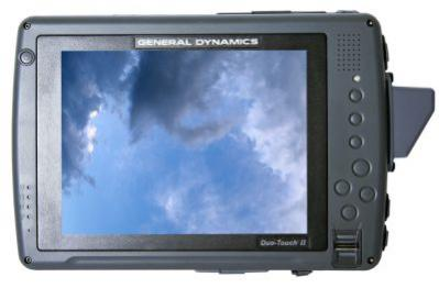 Tablet Duo-Touch II firmy General Dynamics-Itronix