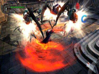 Devil May Cry 4 na Xbox 360 i PS 3 w sprzedaży