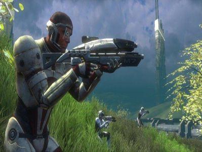 Mass Effect na PC w maju