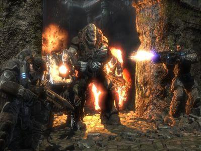 Recenzja Gears of War na PC oraz...