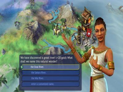 Nowe screeny z  Civilization Revolution