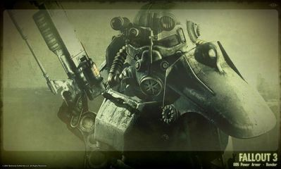 Fallout 3 nie tak rozległy jak Oblivion