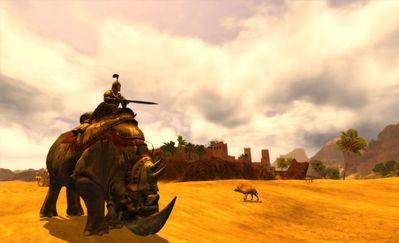 Nowe screeny z Age of Conan prosto z GDC