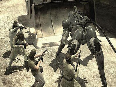 Metal Gear Solid 4 w kwietniu?