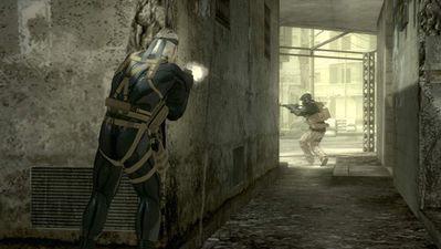 Ujawniono europejską datę premiery Metal Gear Solid 4