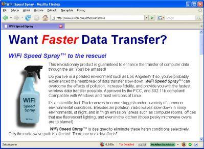 Szlifowanie sieci Wi-Fi
