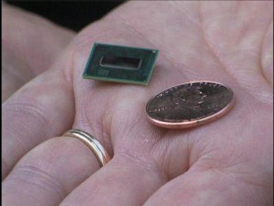 """""""Atomowe"""" procesory Intela"""