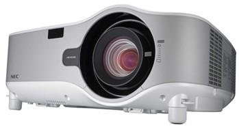 Biznesowy projektor LCD od NEC-a