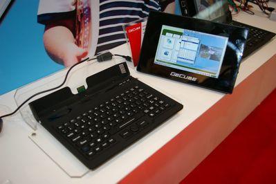 Genie PC: konkurent Eee PC z odłączaną klawiaturą