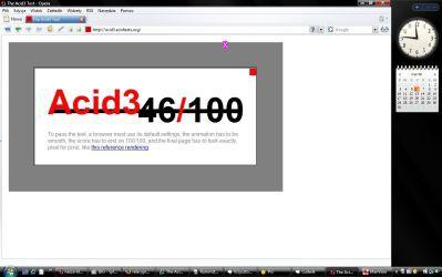 Acid3 masakruje wszystkie przeglądarki