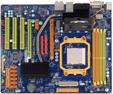 Nowość Biostara na nForce 750a