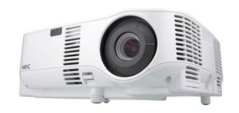 Niedrogi sieciowy projektor od NEC-a