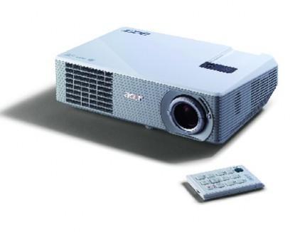 H5350 - nowy projektor Acera