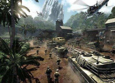 Crysis Warhead zarejestrowany