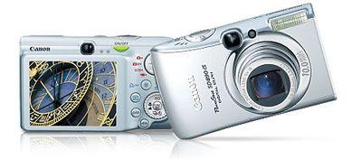 10-megapikselowe nowości Canona