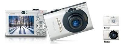 PowerShot SD770 IS Digital ELPH