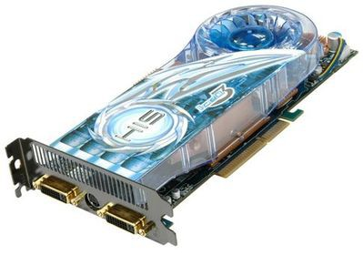 Radeon HD 3850 firmy HIS dla AGP