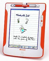 Prototypowy tablet Microsoftu