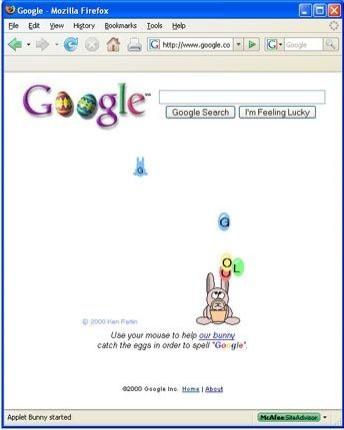 17 żartów Google'a
