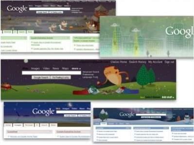 Nessie w iGoogle