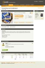 Przykładowa strona z ofertą dla pożyczkodawcy.