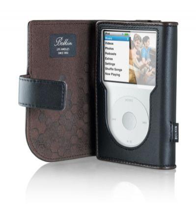 Nowe etui Belkina dla iPodów