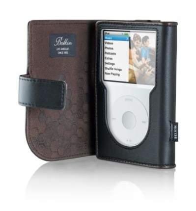 Belkin Leather Folio Case dla iPoda