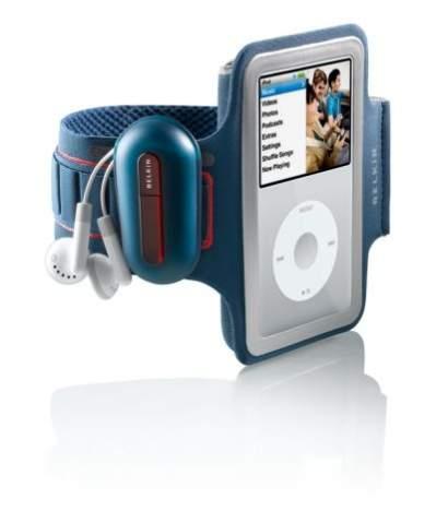Belkin Sport Armband Plus dla iPoda