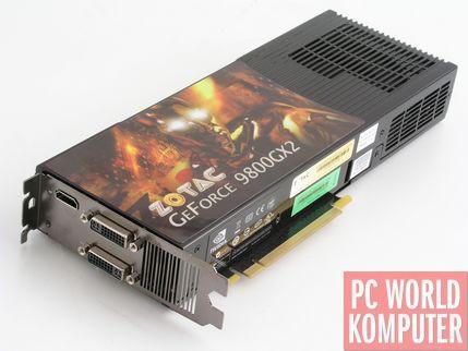 GeForce 9800 GTX - pierwszy test w Polsce