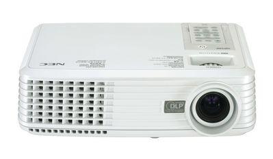 Mobilne projektory NEC-a