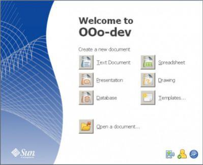 OpenOffice.org 3.0 - biuro szeroko otwarte