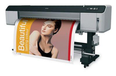 Epson Stylus Pro GS6000 - druk w dużym formacie