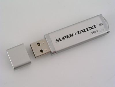 Super Talent DGBS4GBS STT (4 GB)