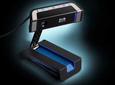 HP Elite Auto Focus Webcam