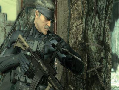 Metal Gear Solid 4 najbardziej oczekiwaną grą na PS3?
